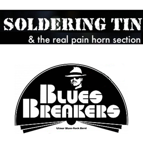 Tickets kaufen für Soldering Tin & Blues Breakers am 04.11.2017
