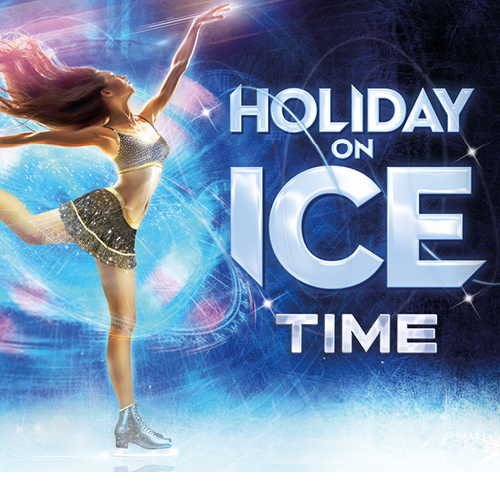 Tickets kaufen für Holiday on Ice - TIME am 03.02.2018