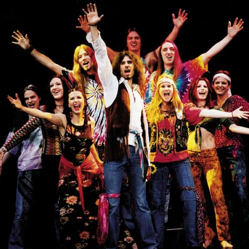 Tickets kaufen für HAIR - The American Tribal Love Rock Musical  am 03.05.2018
