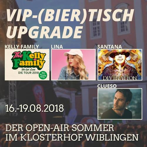 Tickets kaufen für The Kelly Family - Open Air am 16.08.2018