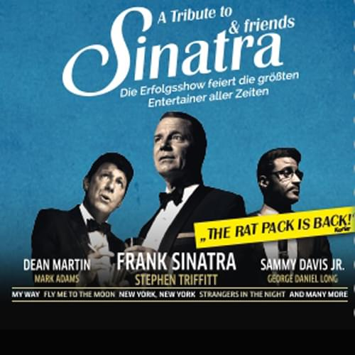 Tickets kaufen für A Tribute to SINATRA AND FRIENDS am 13.01.2019