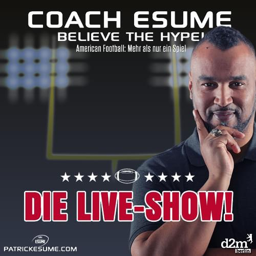 Tickets kaufen für Coach Esume - Believe the Hype! am 15.04.2019
