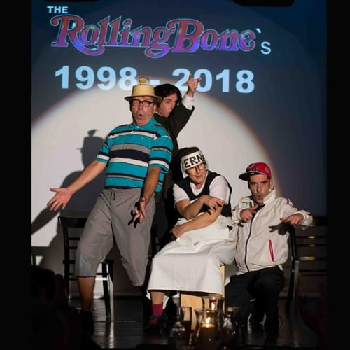"Tickets kaufen für ""Rolling Bones - the show must go on"" am 21.03.2019"
