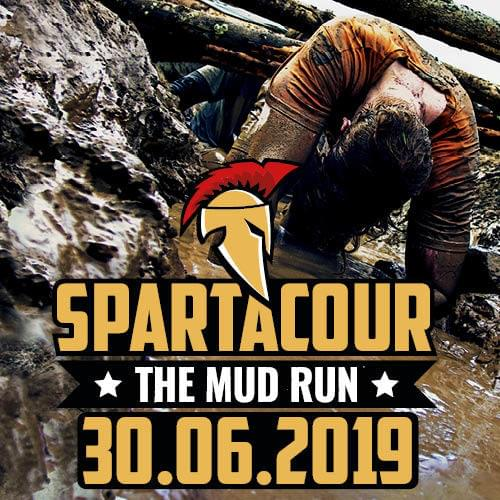 Tickets kaufen für SPARTACOUR - THE MUD RUN am 30.06.2019