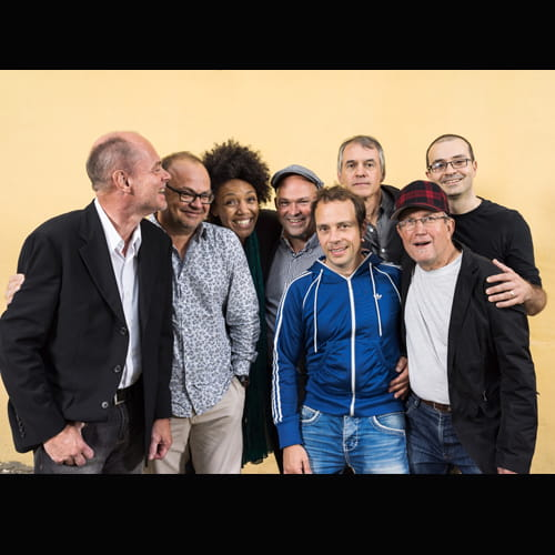 "Tickets kaufen für Konzert des ""Jazz & More Collectivs"", featuring ""Big Band des Schubart-Gymnasiums"" am 22.01.2020"
